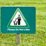 Littering and illegal dumping