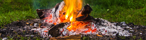 Open air burning outside the Fire Danger Period