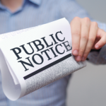 Public Notice: Notice of intention to declare a special rate