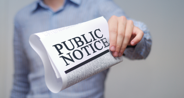 Public Notice: Notice of Preparation of Budget for the 2014/15 Financial Year