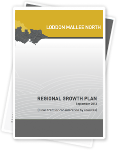 Loddon Mallee North Regional Growth Plan