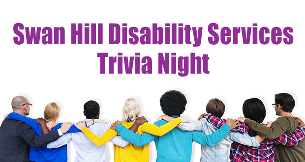 Fun-draising night for Swan Hill Disability Services