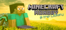 Minecraft Monday – School holiday sessions