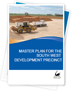 Master Plan for the South West Development Precinct