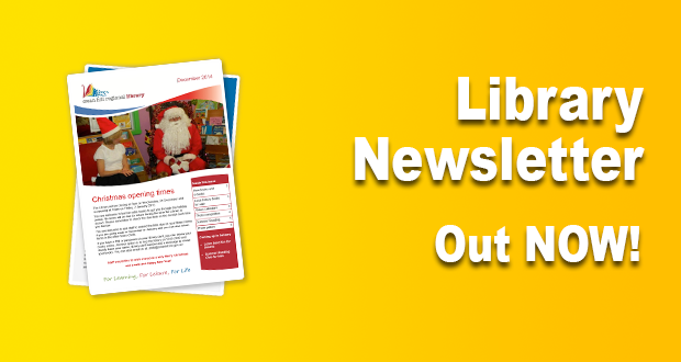 December Library Newsletter Out Now!