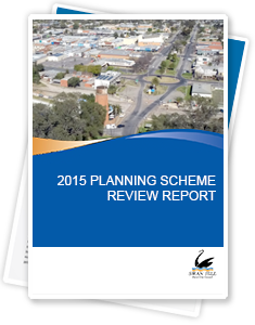 2015 Swan Hill Planning Scheme Review Report