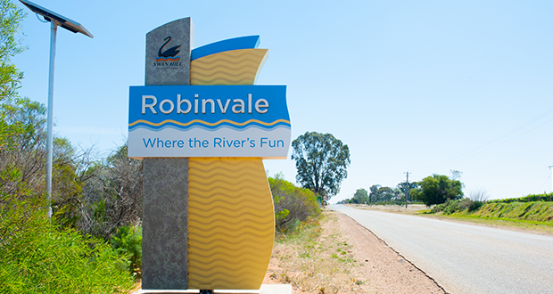 Robinvale; Stand up and stand for Council