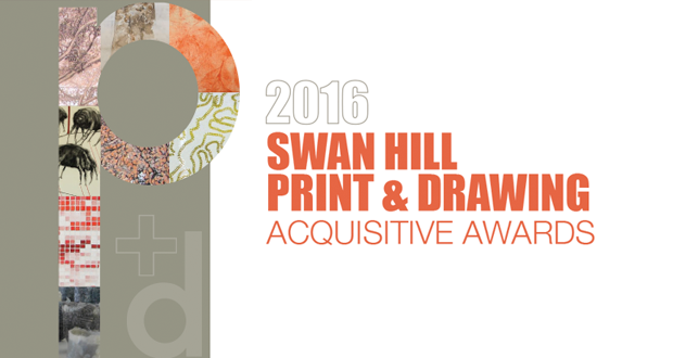 2016 Swan Hill National Print and Drawing Acquisitive Awards