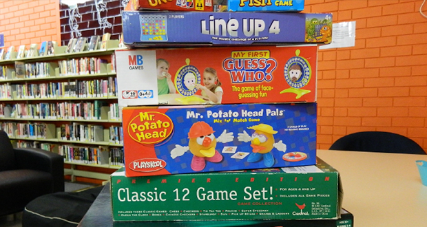 Games galore!