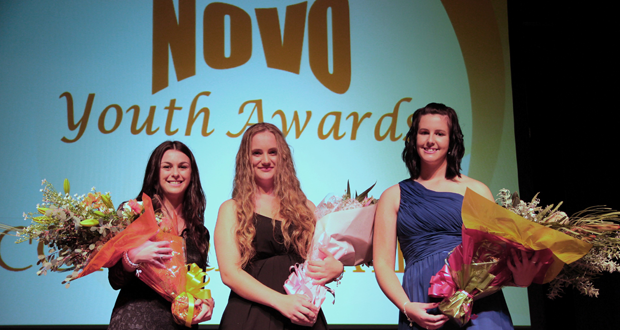 Nominate now for NOVO Youth Awards