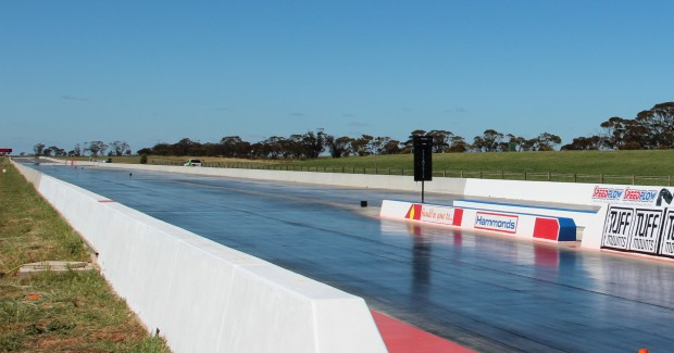 Council commits to drag strip work