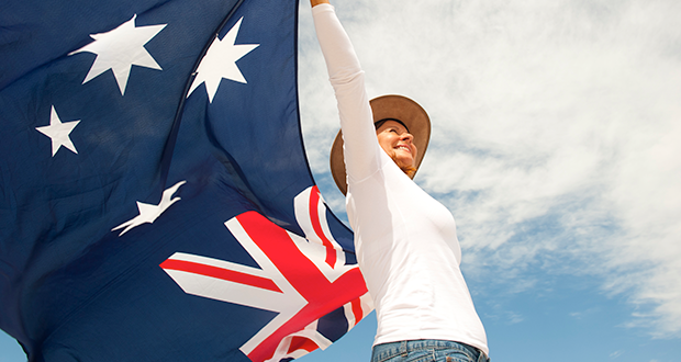 Joining forces to celebrate Australia Day