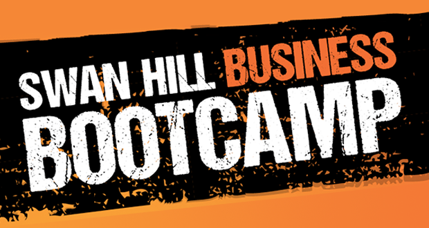 A bootcamp to get your business moving
