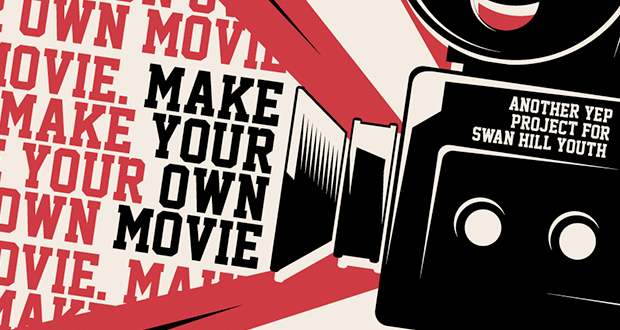 Use your phone to create a short movie!