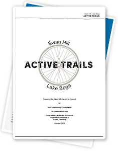Swan Hill - Lake Boga Active Trails