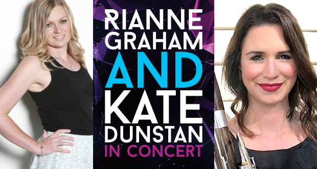 An evening with Rianne Graham and Kate Dunstan