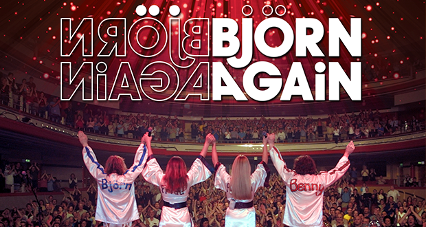 "Bjorn Again – ""Thank ABBA for the music tour"""