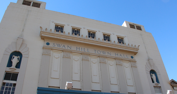 New discounts for Swan Hill Town Hall hire