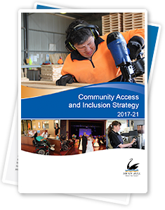 Community Access and Inclusion Strategy