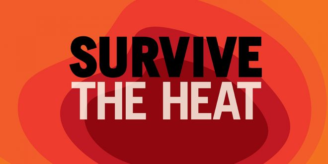 Heat Health Alert for Thursday and Friday
