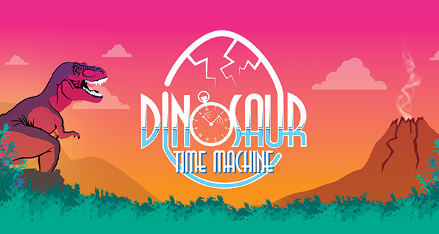 Dinosaur Time Machine
