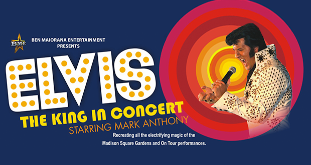 Elvis – The King in Concert