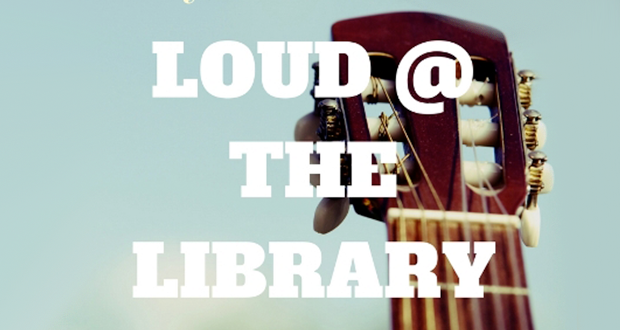 Loud @ The Library