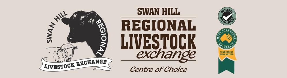 Swan Hill Regional Livestock Exchange update