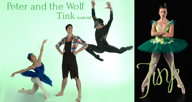 Tink & Peter & the wolf