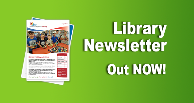 Library Newsletter – July 2018