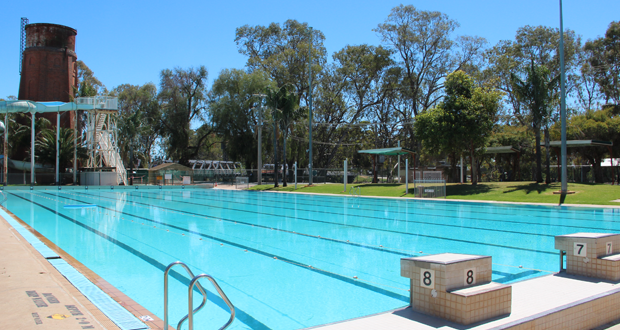 Swan hill rural city council - Spring hill recreation center swimming pool ...