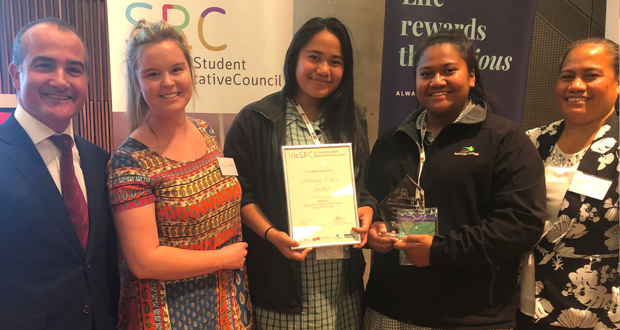 Robinvale SRC takes out state-wide award