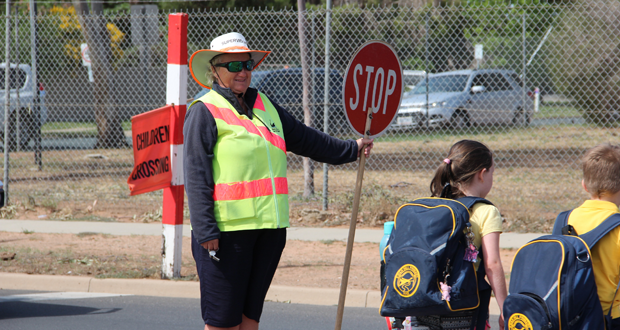 We want you! (to be a school crossing supervisor)