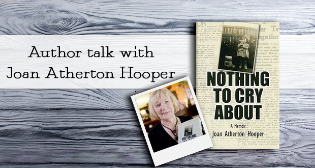'Nothing to cry about' – Joan Atherton Hooper