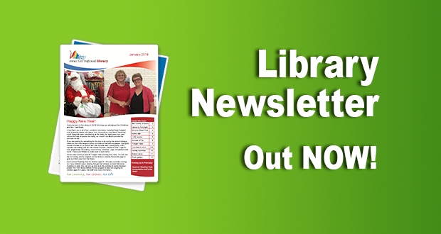 Library Newsletter – January 2019