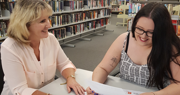 Connect U Career Advice at Swan Hill Library