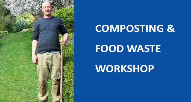 Composting and food waste workshop