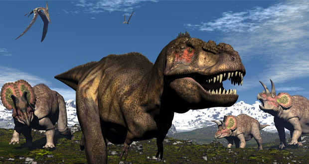 Pint-Size Scientists – Dinosaurs and volcanos!