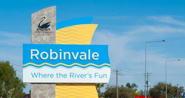 Robinvale's true population is 7000-8800