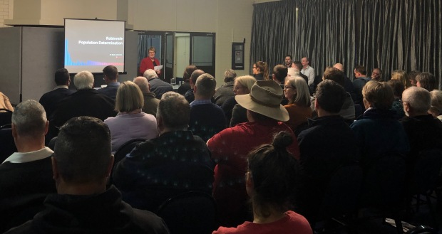 Robinvale's population revealed – a Message from the Mayor