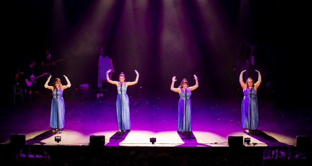 The Sapphires on stage this September in Swan Hill
