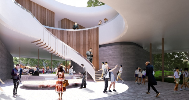 Concept for iconic building gets the tick