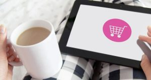 Online shopping information session