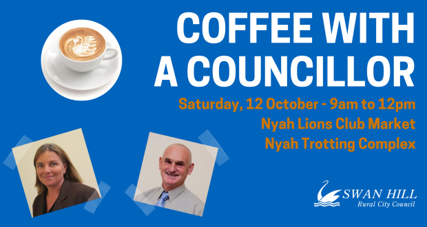 Coffee with a Councillor