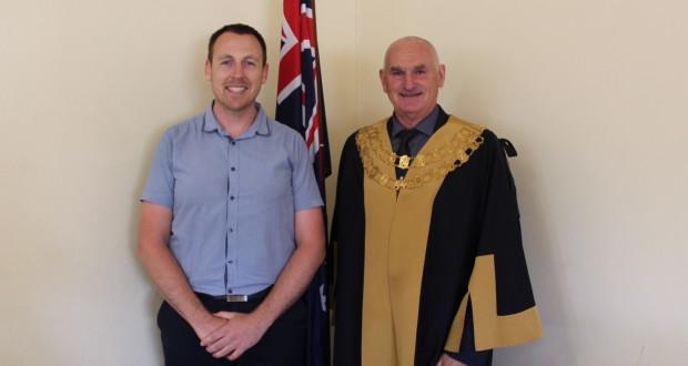 Cr Bill Moar elected as Mayor