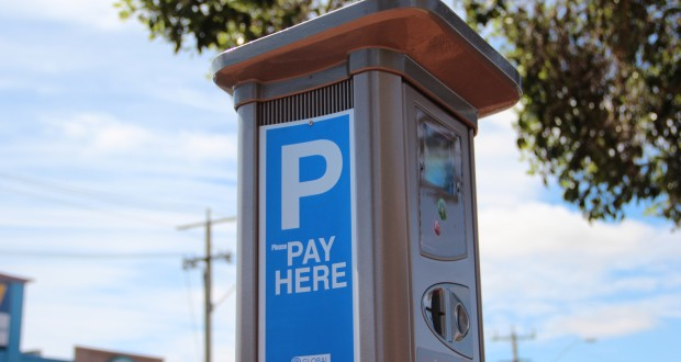 Parking meters to remain off