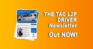 TAC L2P Driver Newsletter – Winter 2020