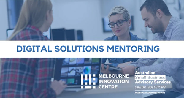 Digital Solutions Mentoring