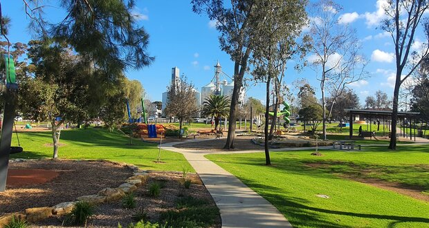 Playgrounds to reopen on Monday