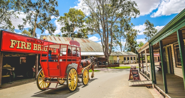 Pioneer Settlement to re-open tomorrow